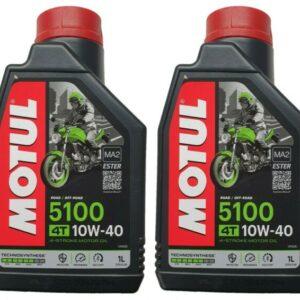 Ulje za motocikle Motul 4T 5100