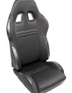 Sportsko sjedalo TA Technix – crno, podesivo, lijevo