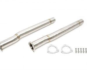 Srednje cijevi za spuštanje cijevi TA Technix prikladne za Audi RS3 tip 8V, TT-RS tip 8S